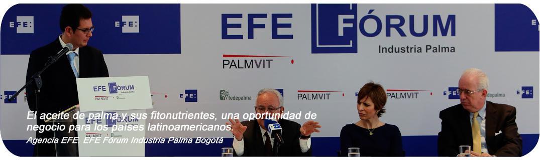 EFE Fórum Industria Palma
