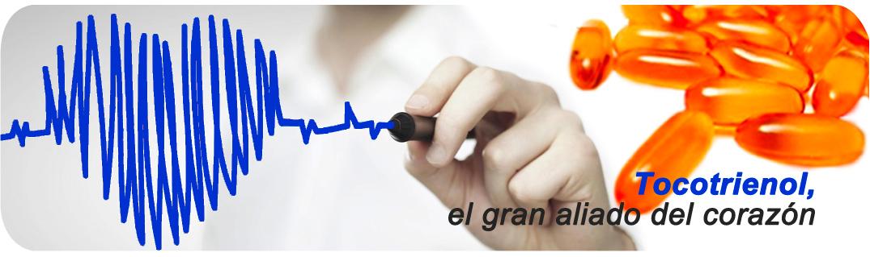 Tocotrienol, el gran aliado del corazón